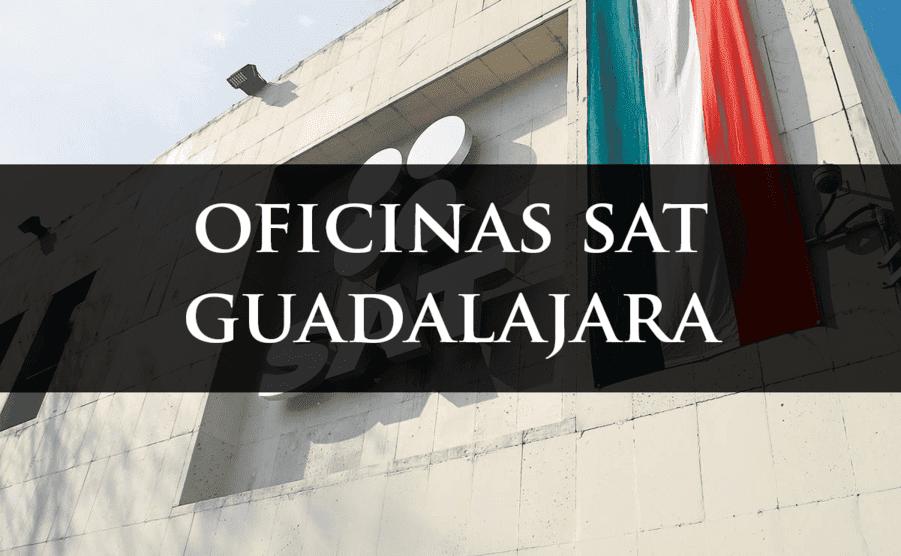 Oficina Sat Guadalajara