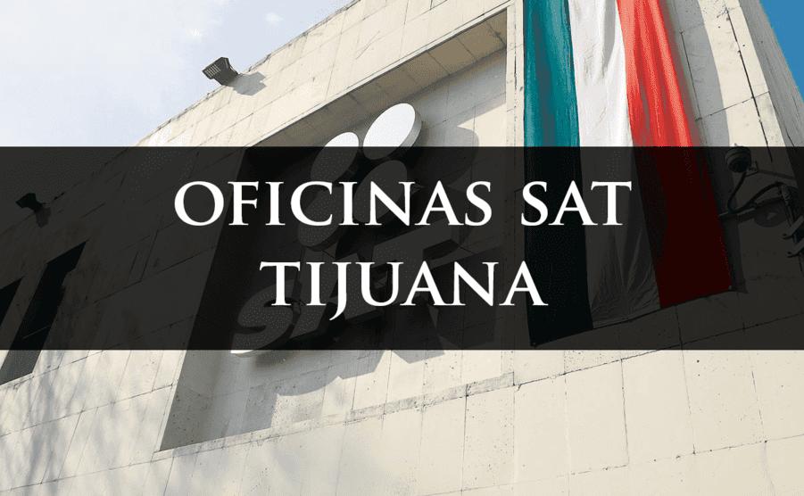 Oficina Sat Tijuana