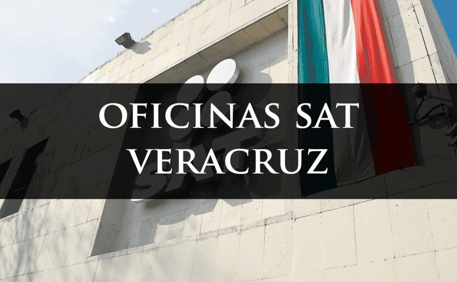 Oficina Sat Veracruz
