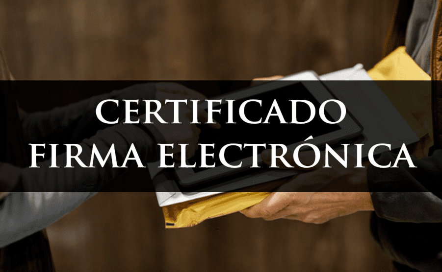 Sat Certificado De Firma Electronica